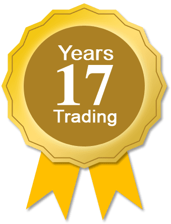 15 years trading