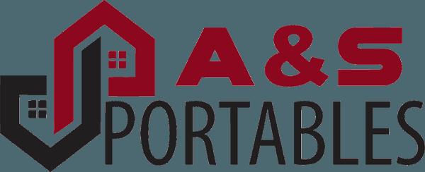 A & S portables logo