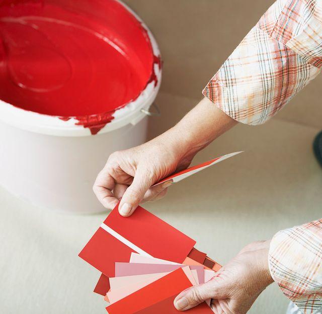 paints sample