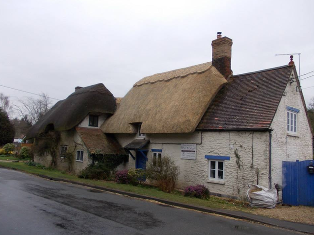 Thatching for homes