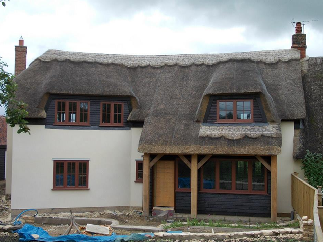 Thatching service