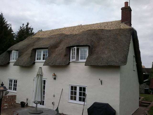 Thatching specialists