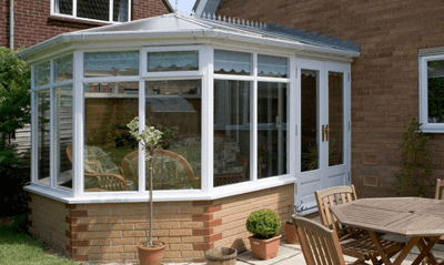 Conservatory window installations