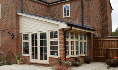 Lean-To conservatory design