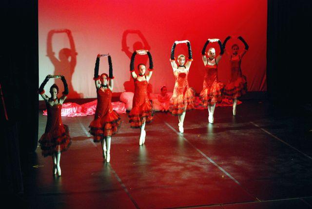 Performing arts school