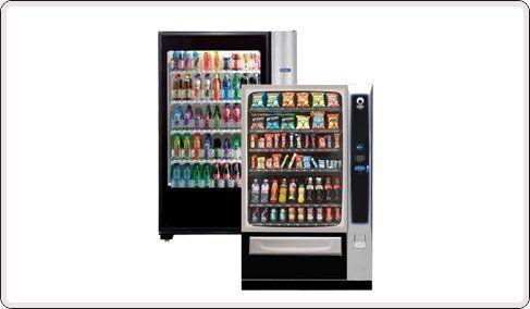 snacks vending machines