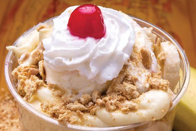 Banana Cream Pie - Georgie Porgies