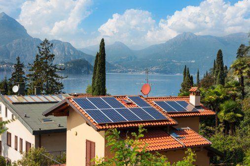 pulizia pannelli fotovoltaici manutenzione