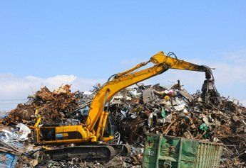 Site clearance services