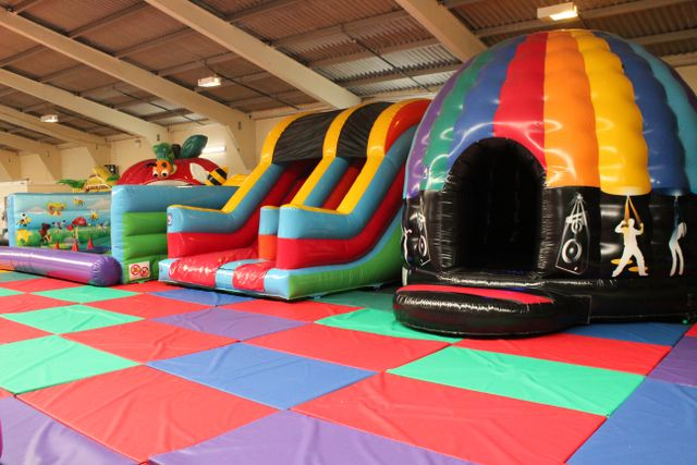 bounce play centre indoor playground blackpool
