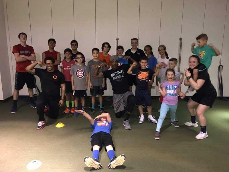 Athletic Facility - Chicago, IL - Power Athletics