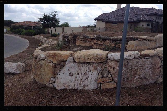 Flagstone Landscaping in San Antonio, TX