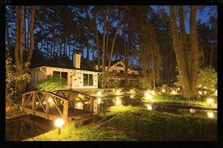 LED Landscape Lighting Contractor in New Braunfels, TX