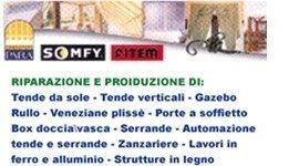 servizi speciali presso l`azienda BONURA FRANCESCO SERRANDE