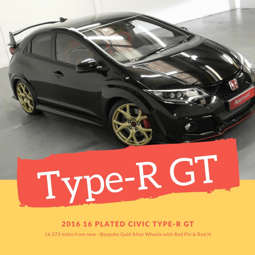 Bespoke Civic Type R Gt 21 495