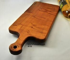Birds Eye Maple cutting board