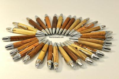 Pen collection