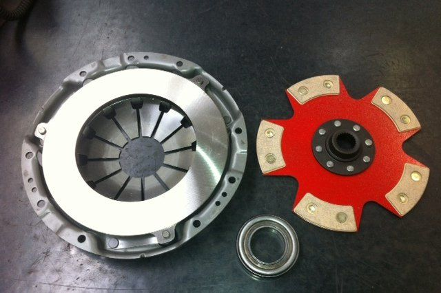 Clutch and brake service in New Plymouth