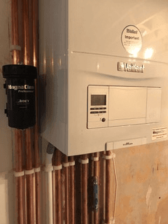 Plumbing and heating repairs