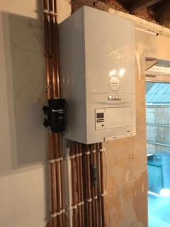 boiler replacement in Dartford