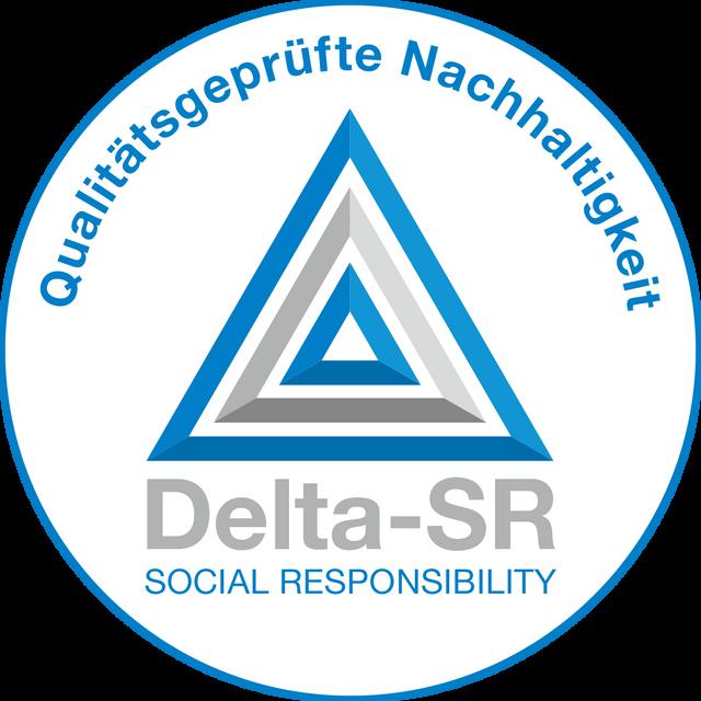 Delta-SR: Qualitätsgeprüfte Nachhaltigkeit