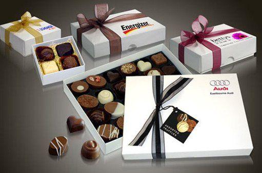 regalo di cioccolato per le aziende