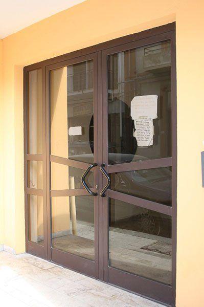 Portone da esterno SCALA BIAGIO SERRAMENTI di Milazzo (ME)
