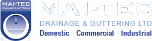 Mai-Tec Drainage & Guttering Ltd logo