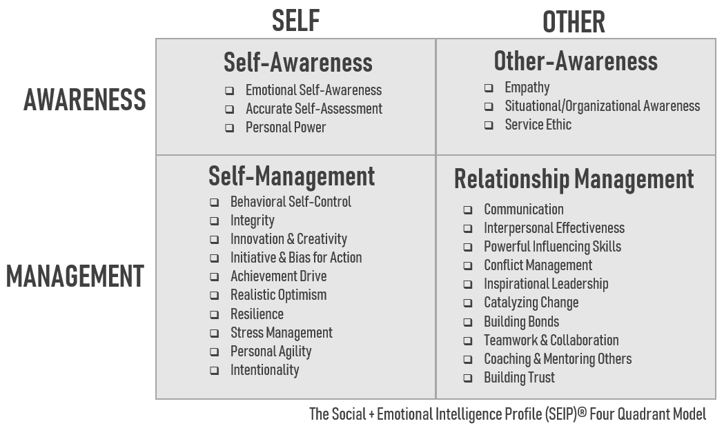 Social Emotional Intelligence Is >> The Isei Social Emotional Intelligence Profile
