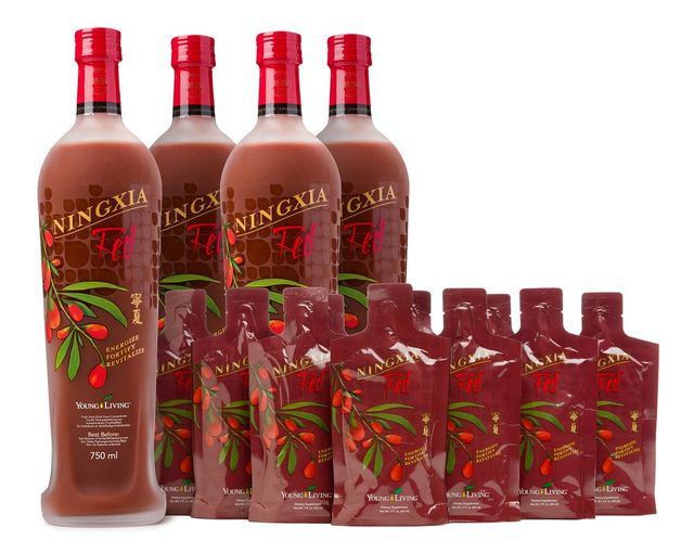 Young Living Ningxia Red Getränk