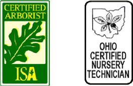Certified Arborist, Ohio Certified Nursery Technician