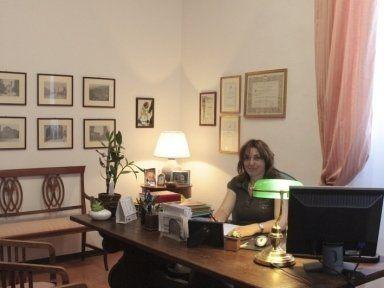 Avvocatessa Gloria Rossi a Montepulciano