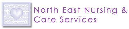 North East Nursing & Care Services logo