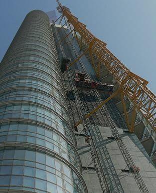 ascensore cantiere