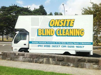 Blind Cleaning And Repair Service Auckland And From