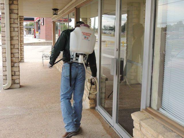 Commercial Pest Control Glen Rose, TX