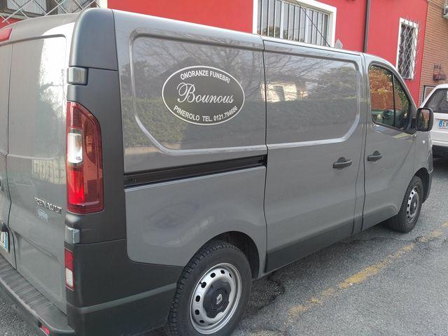 furgone onoranze funebri bounous