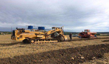 Land drainage experts at Cliff Addison Drainage Ltd