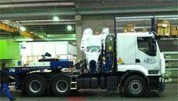 trasporto macchine pesanti