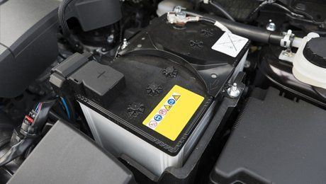 High-quality car batteries