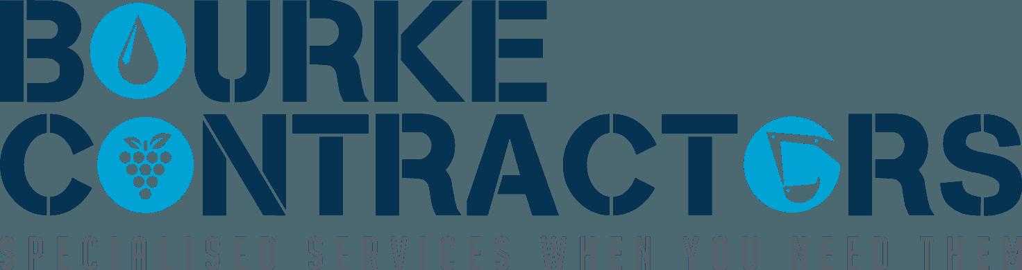 Bourke Contractors logo
