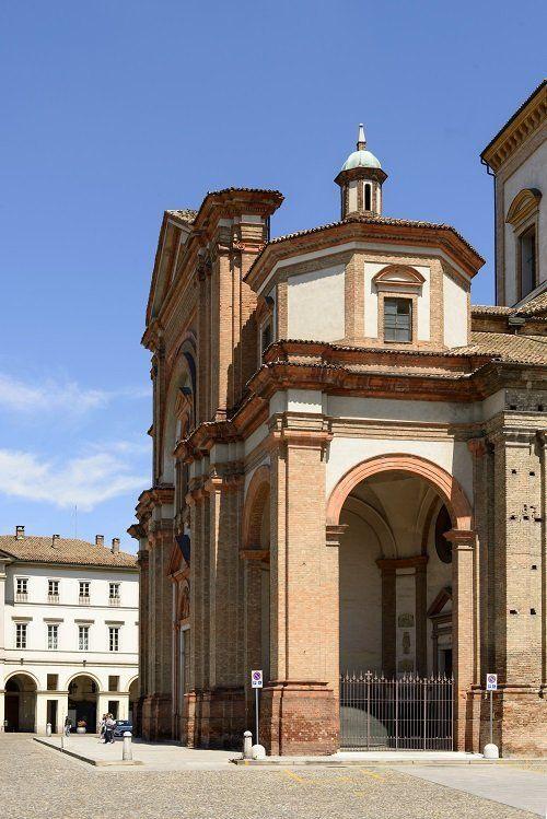 Il Duomo di Voghera