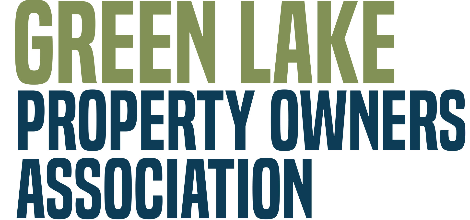 Green Lake Property Owners Association