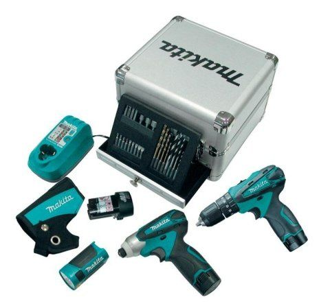 set trapano makita