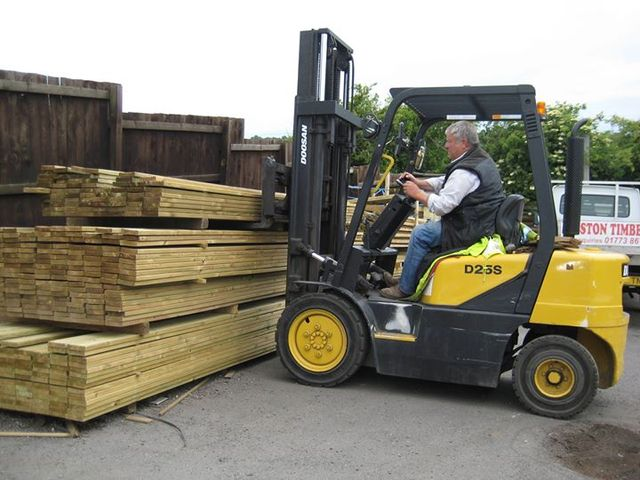Trade Timber Supplies Nottingham Derby Sheffield
