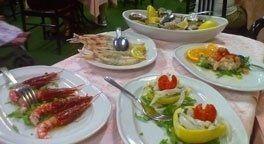 piatti pesce crudo