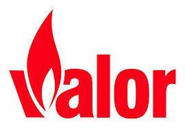 Valor Fireplaces logo