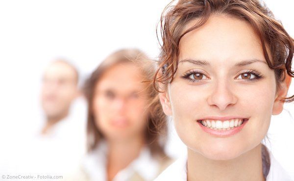 Power-Bleaching: Sofort weiße Zähne