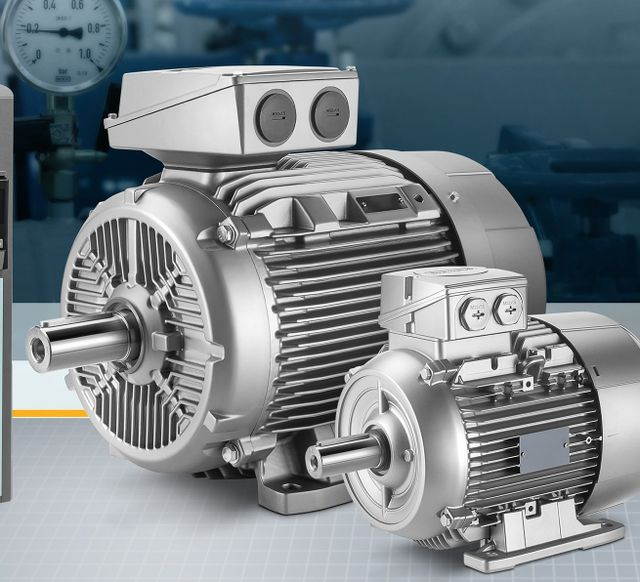 Ac 3ph And 1ph Electric Motors Available From Stock