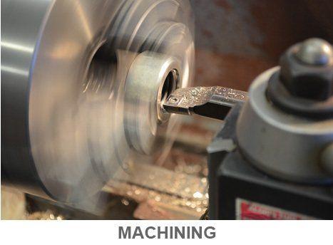stell welding - machining